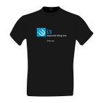 i3 - Basic Boys T-Shirt